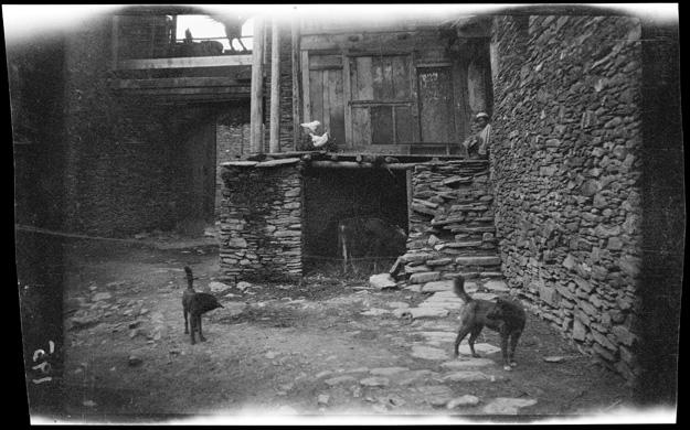 1917-1919 四川苏村